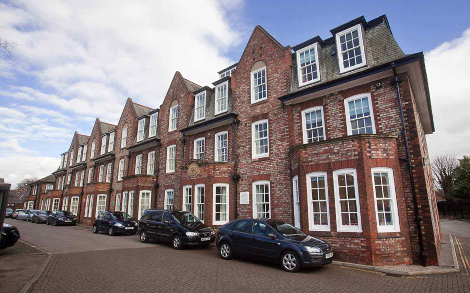 City Residence student accommodation