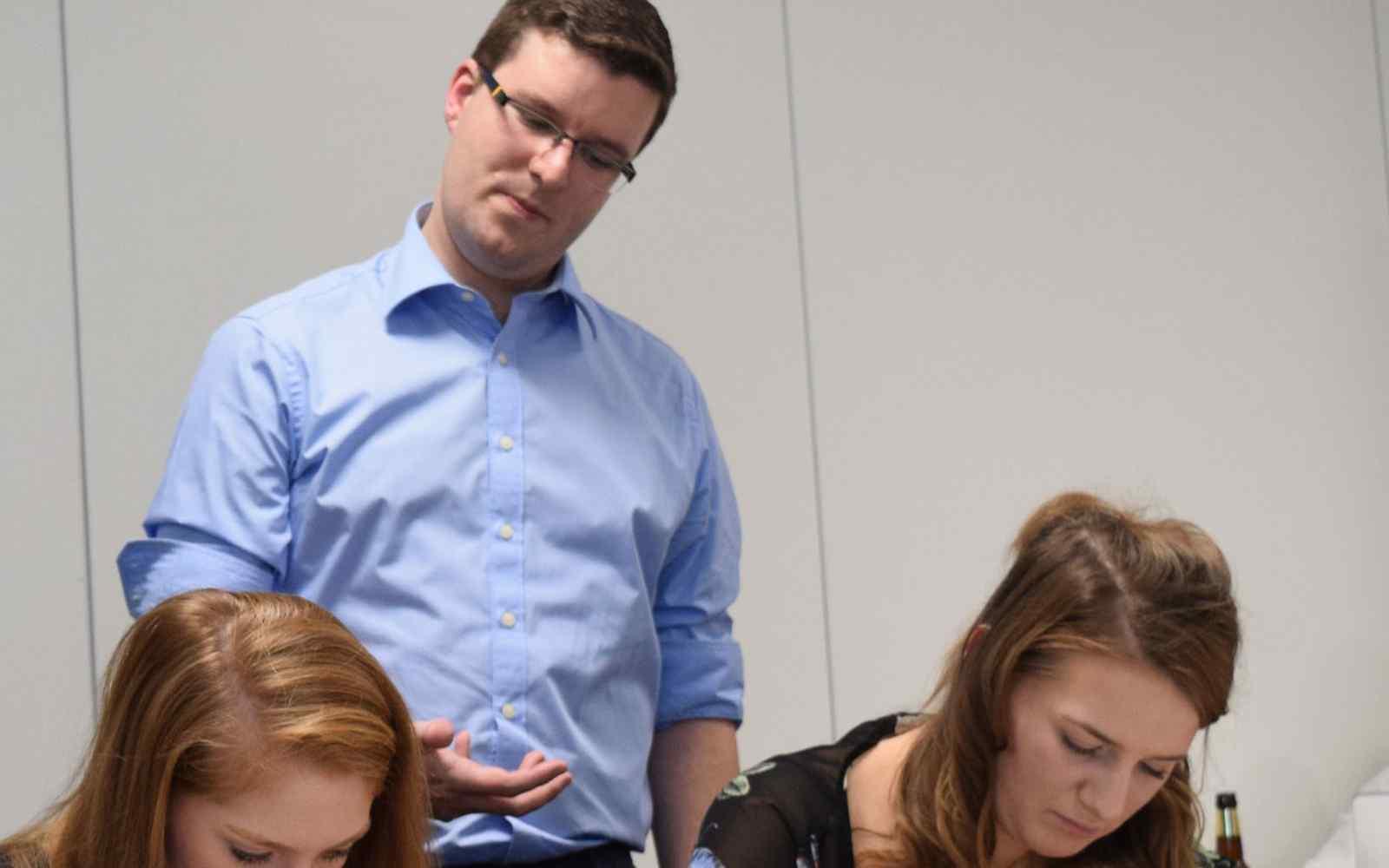 Scott Murphy hosts York Business School Workshop