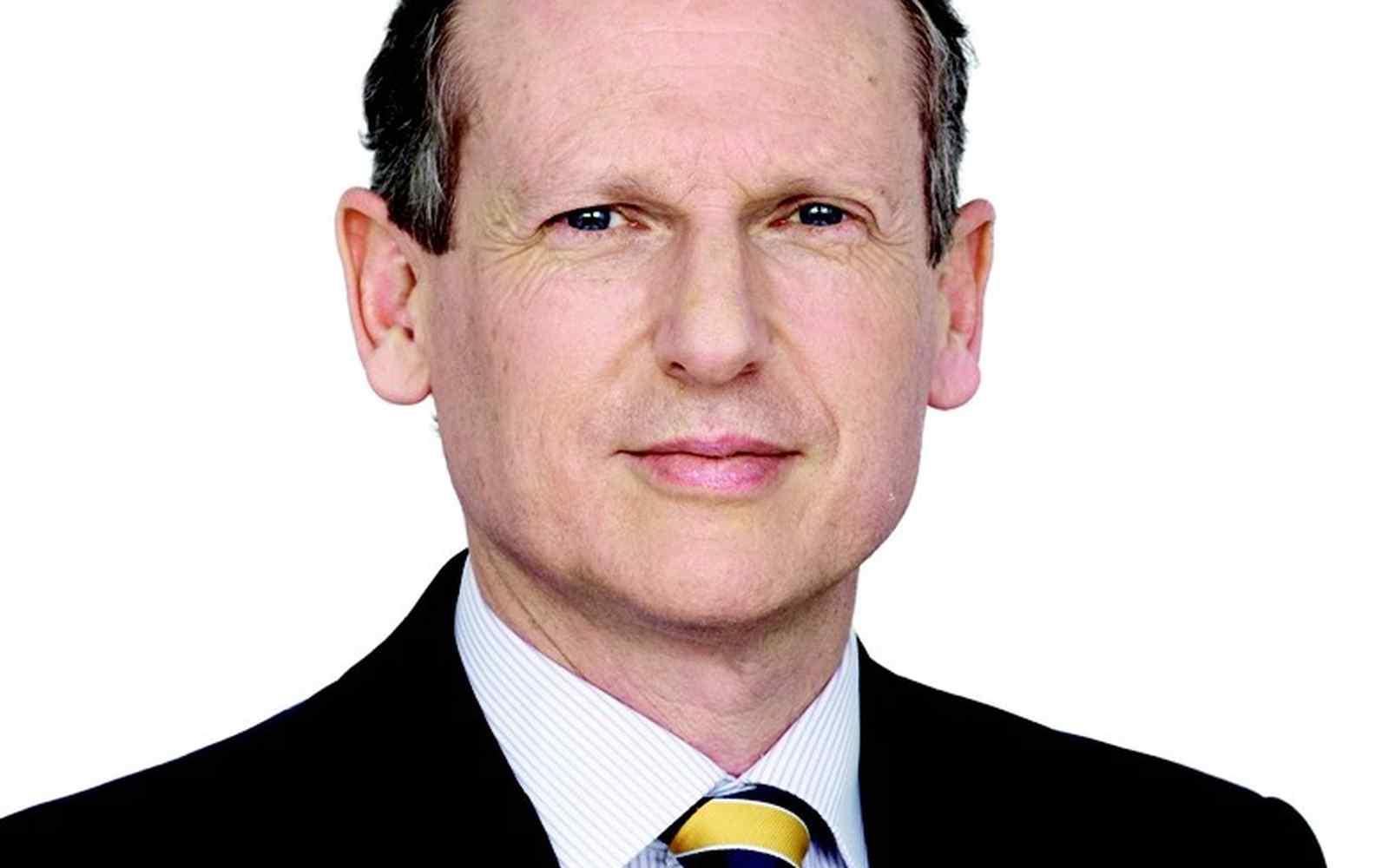 Alan Millard, Chairman and CEO, Hiscox Underwriting subsidiary