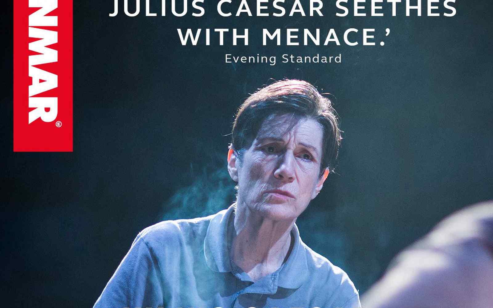Advert for Julius Caesar broadcast on BBC4