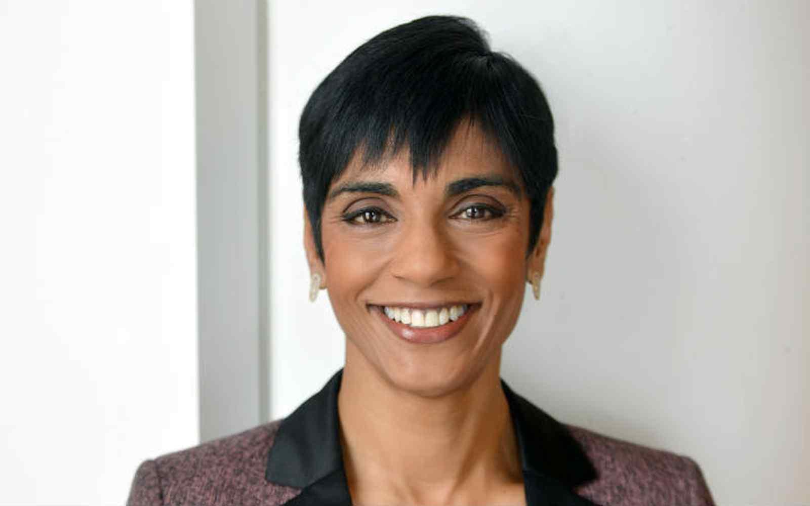 A headshot of Reeta Chakrabarti