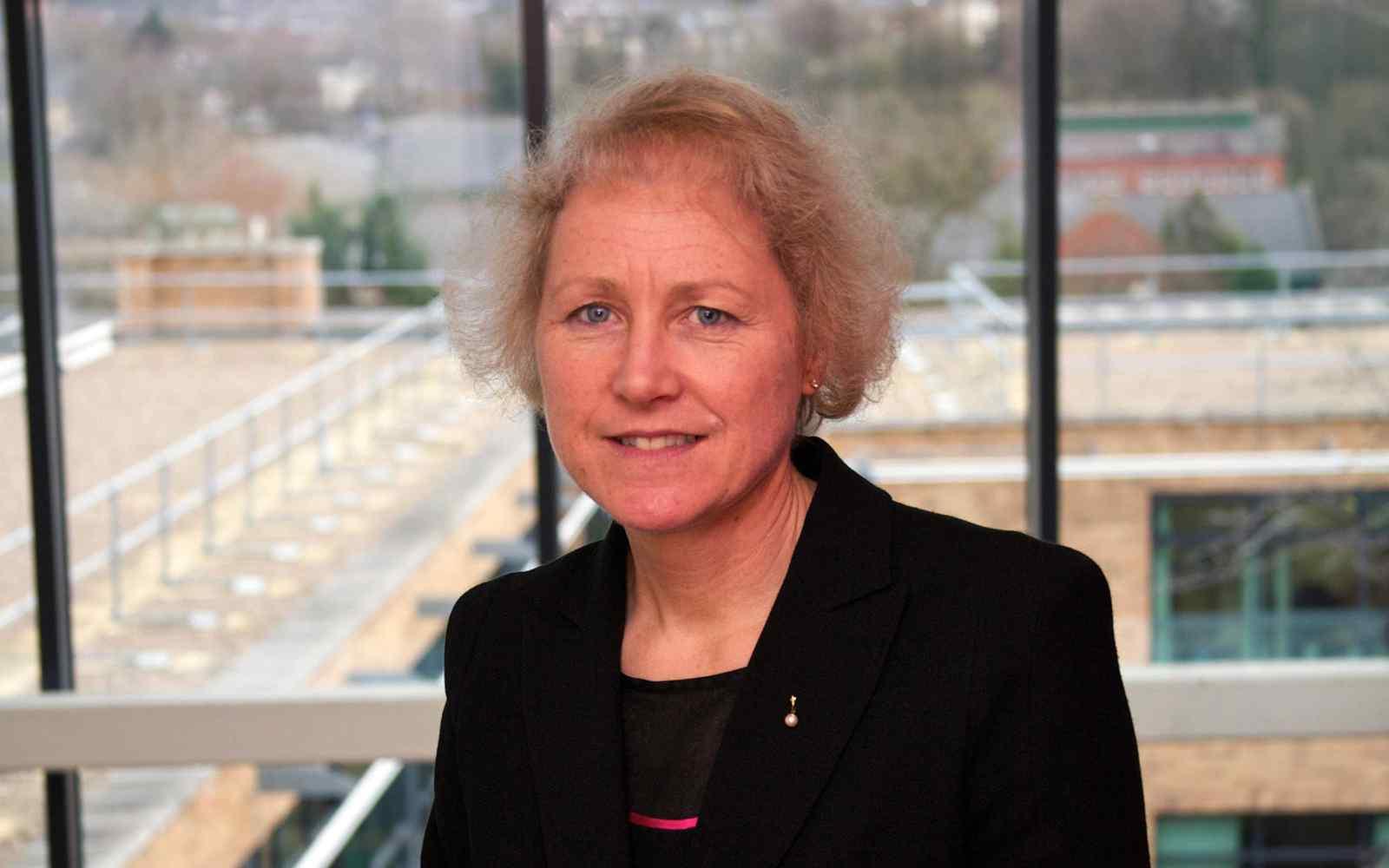 Vice Chancellor Karen Bryan