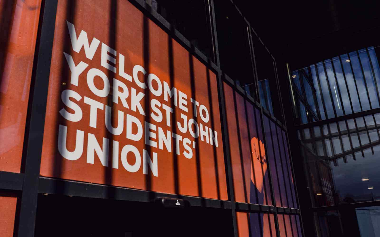 Students Union exterior