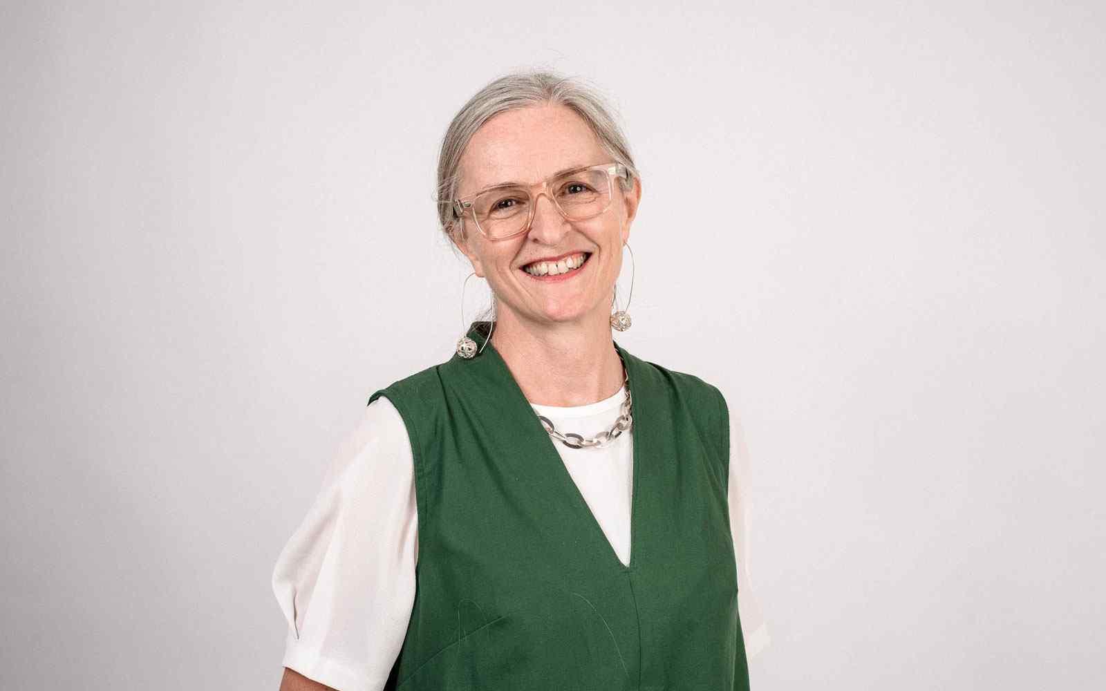 Senior Lecturer and governor Susan Orr