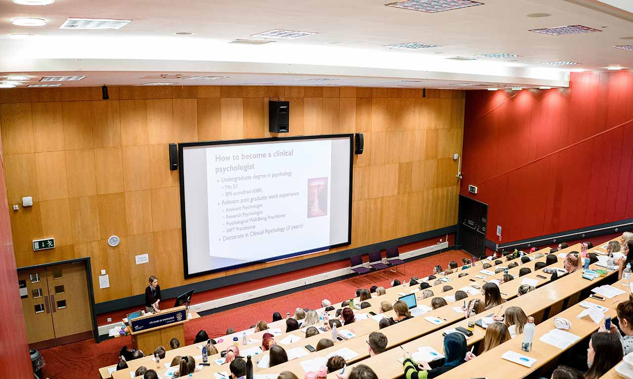 Fountains Lecture Theatre