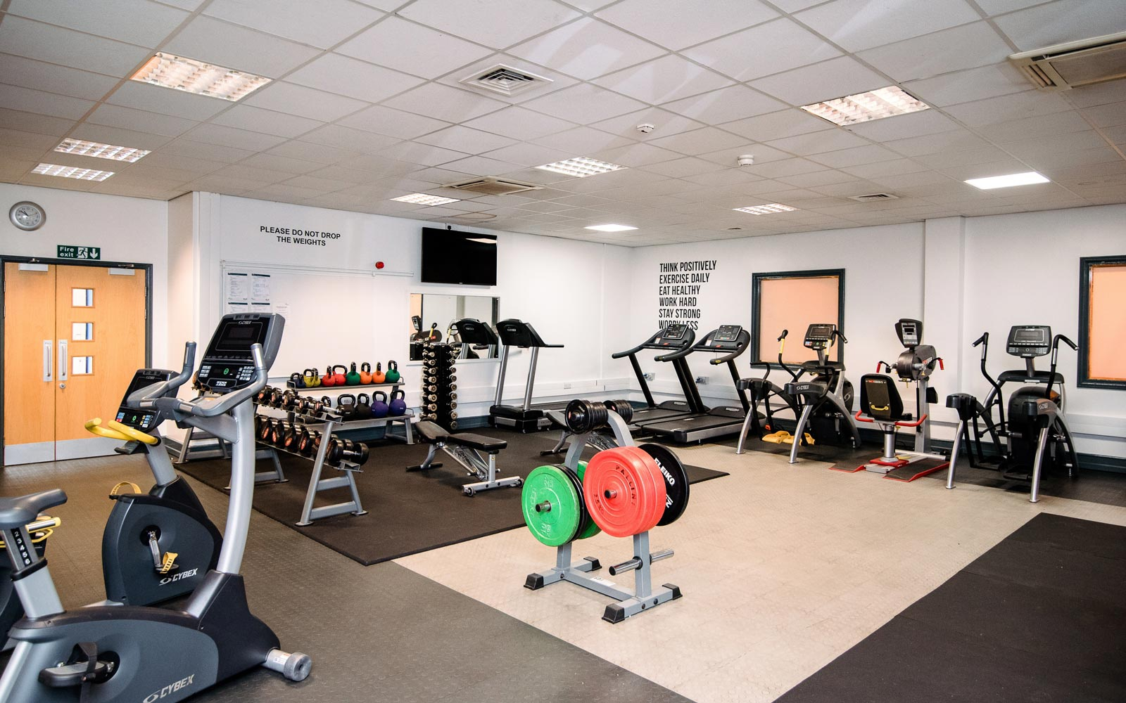 YSJ Active fitness suite