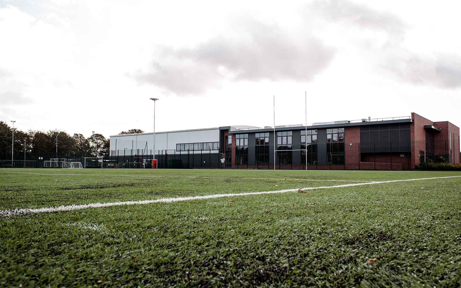 3G pitch at Haxby Road Sports Campus
