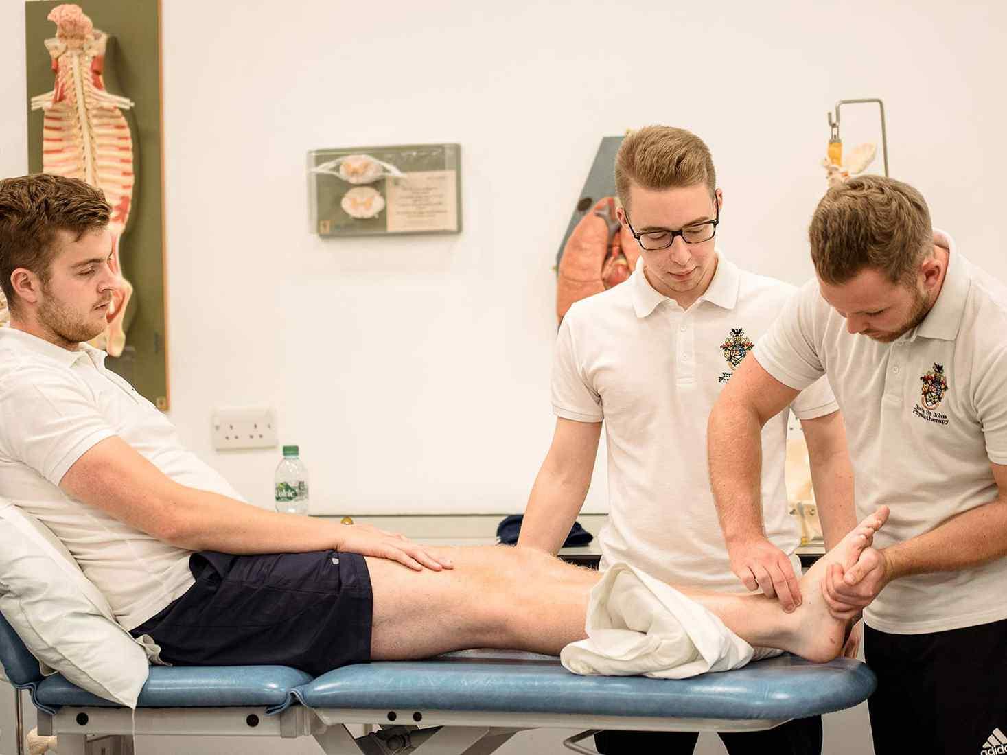 The physio dating simulator walkthrough