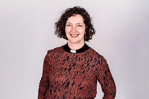 Reverend Jane Speck