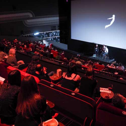 Cinema screening