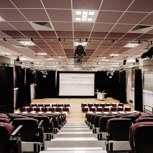 Lecture theatre for event hire